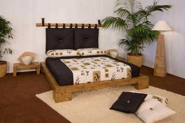 camera-da-letto-stile-etnico - VITALE Ristrutturare
