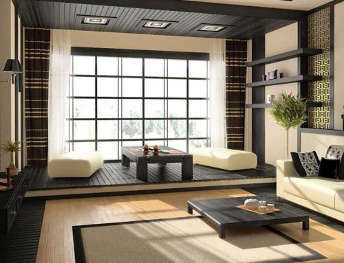 Arredamento Zen moderno