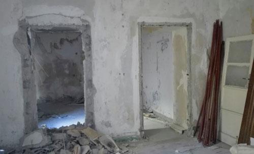 servizi di ristrutturazione pareti
