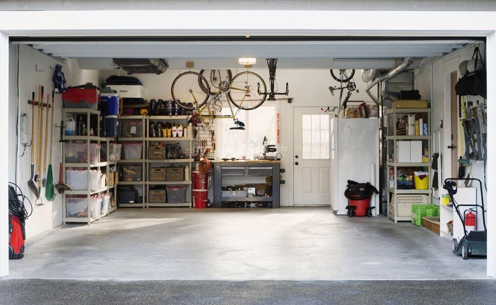 Ristrutturare il garage