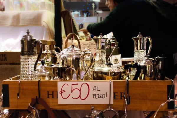 Arredamento vintage a Napoli