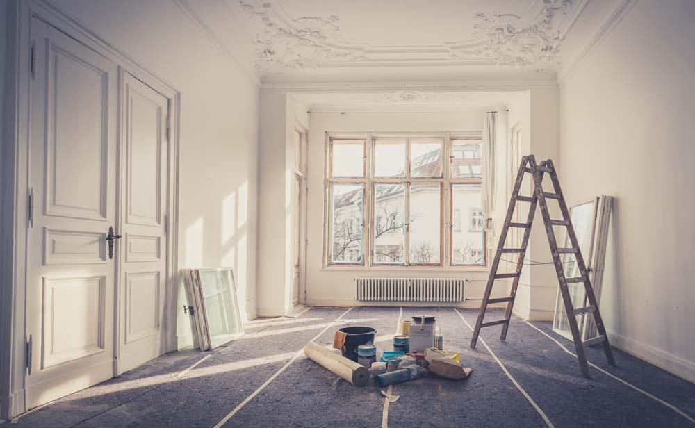 Ristrutturazione appartamento antico