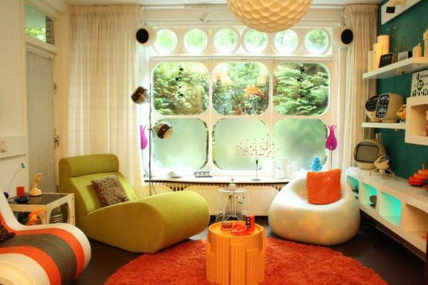 Ristrutturare una villa anni '70: caratteristiche