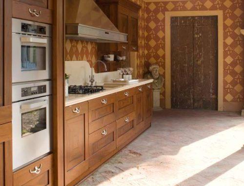 Come arredare una cucina in stile rustico