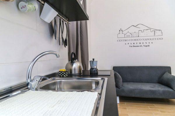 Via-Duomo-Casa-vacanza-cucina