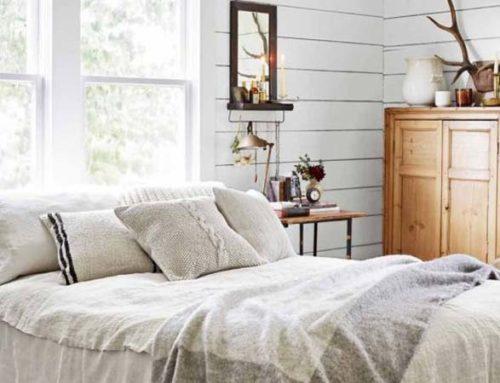 8 consigli su come arredare la camera da letto in stile country