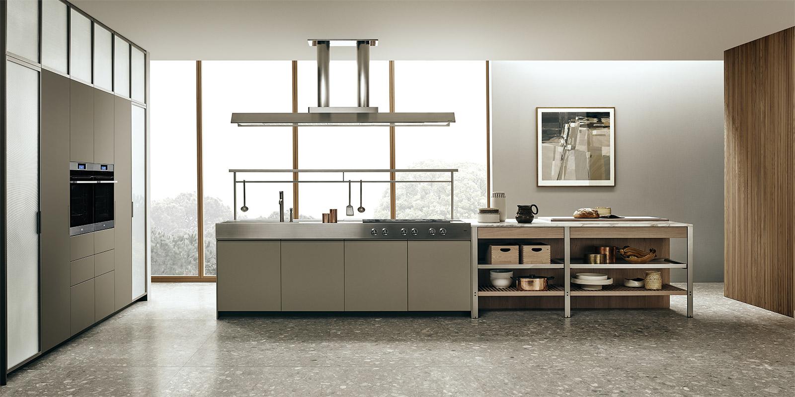 Come arredare la cucina in stile moderno