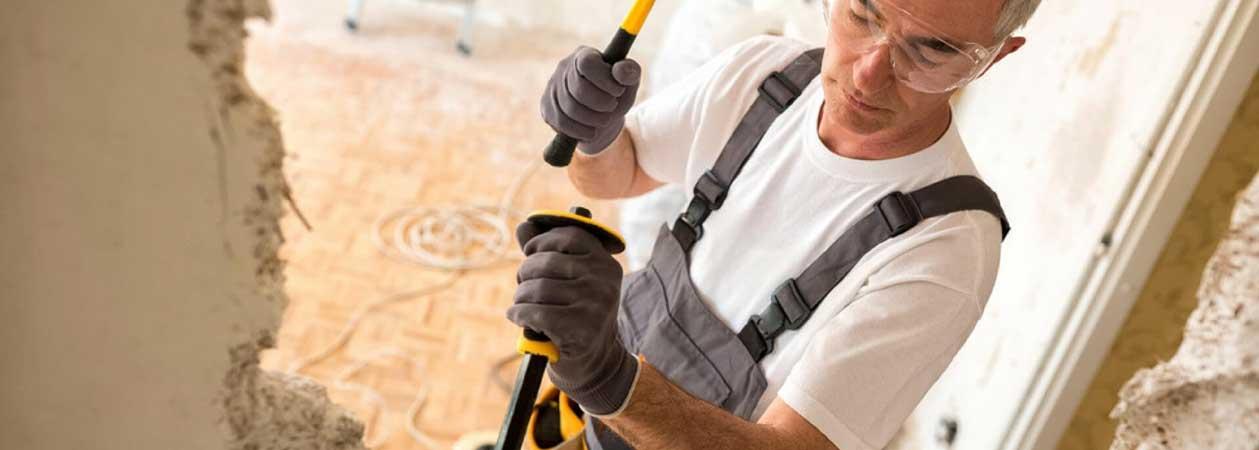 Come smaltire correttamente i materiali edili