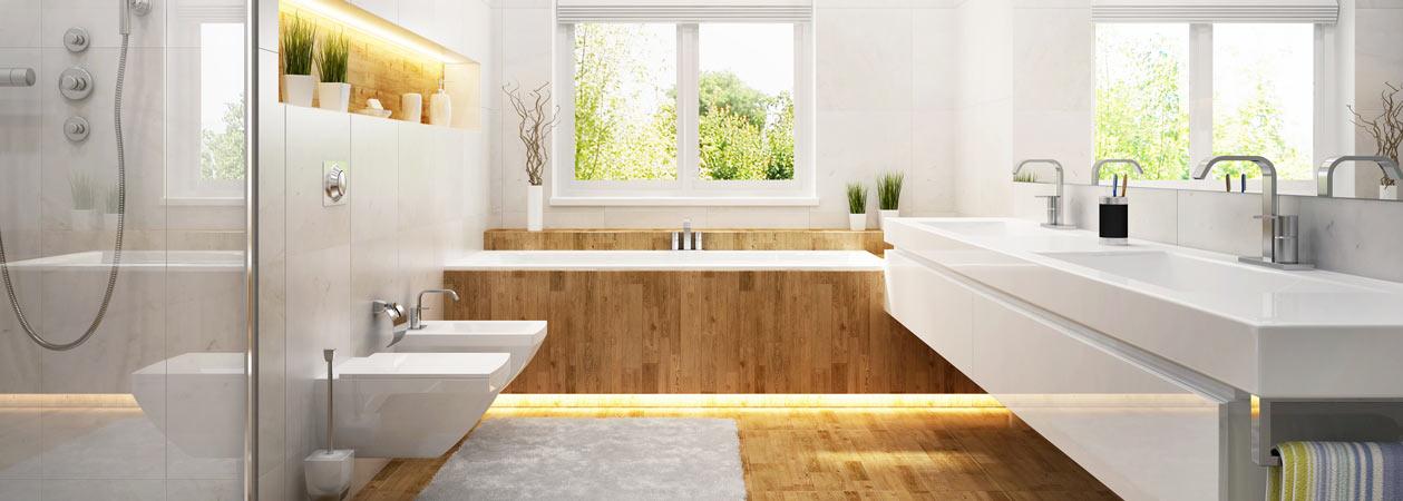 6 consigli su come arredare il bagno in stile moderno