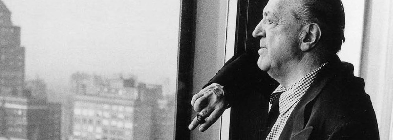 "Ludwig Mies van der Rohe e la filosofia del ""Less is more"""