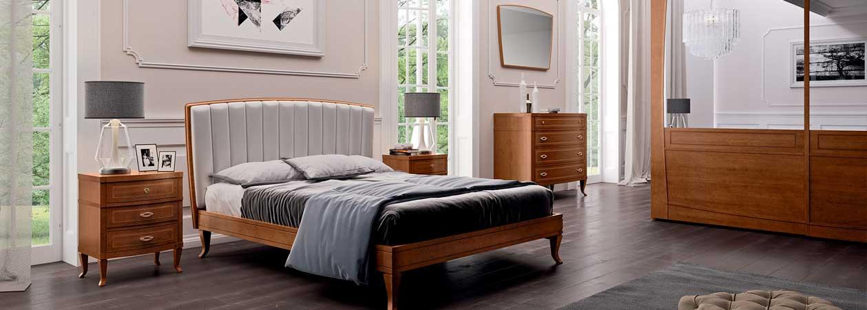 Come arredare una camera da letto in stile classico