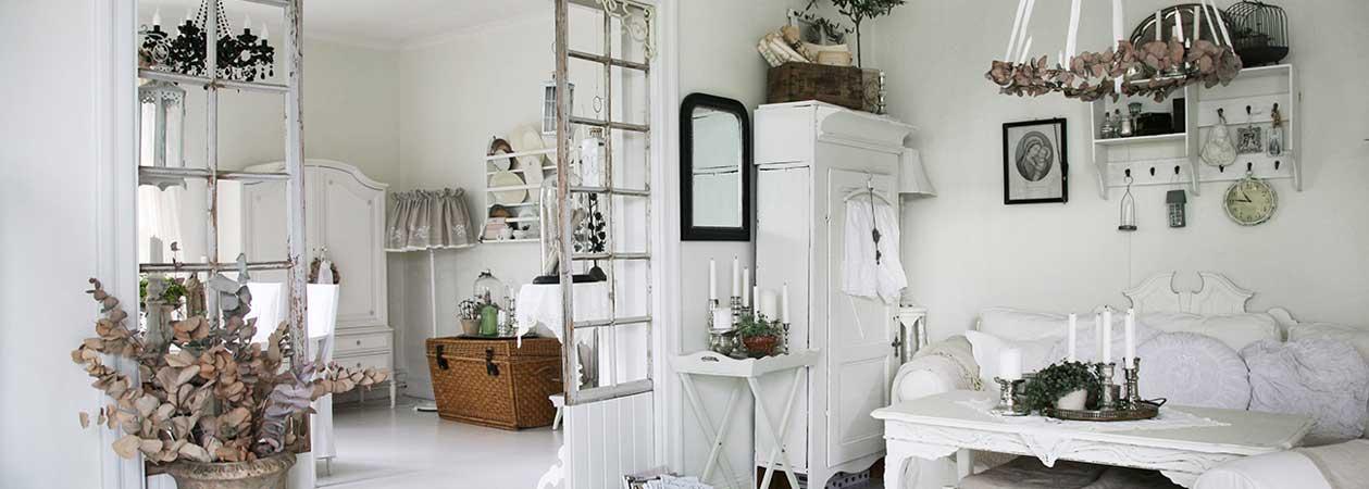 Come arredare il soggiorno in stile provenzale