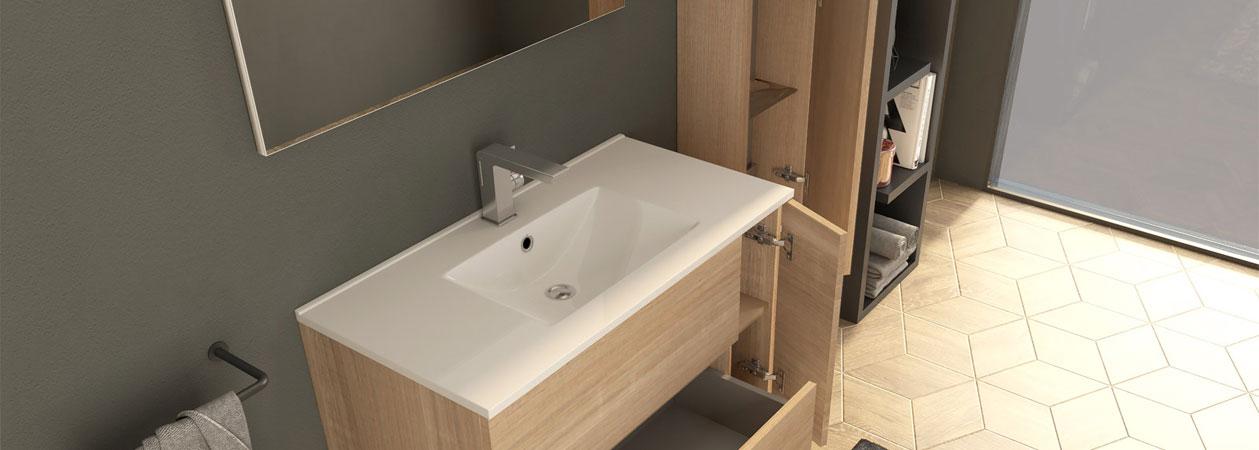 Come scegliere i mobili giusti per il proprio bagno