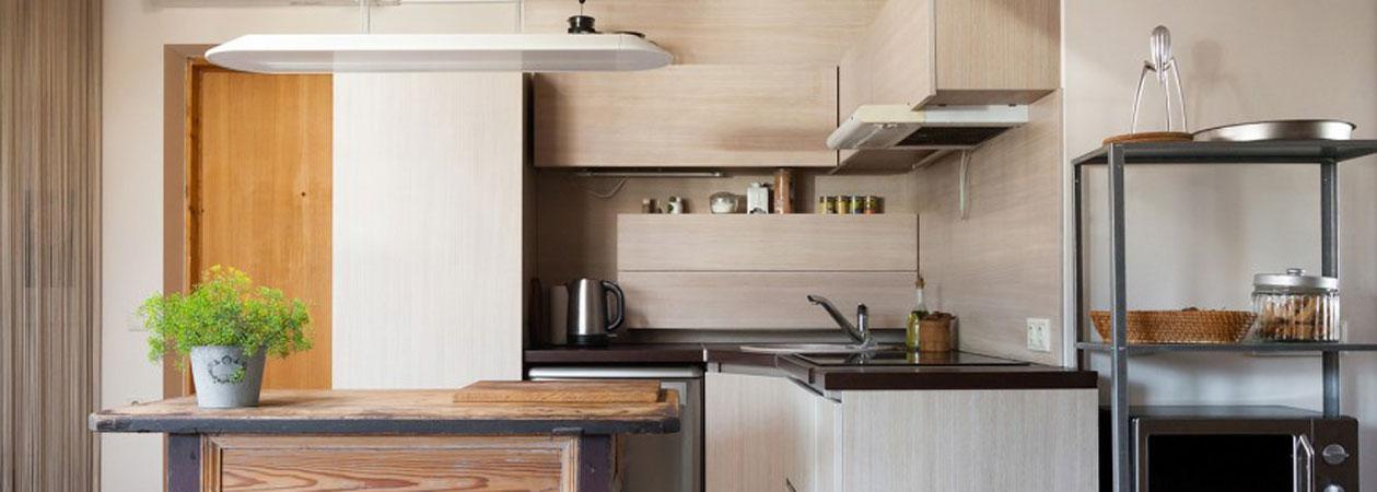 Come arredare una cucina piccola