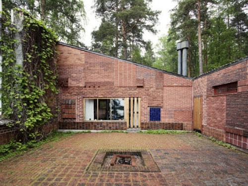 Muuratsalo progettato da Alvar Aalto