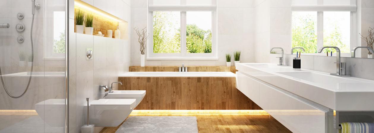 5 idee originali da copiare nel tuo bagno moderno