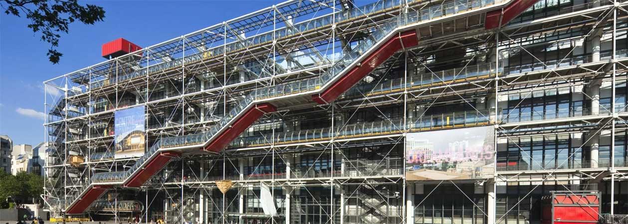 Tra arte e innovazione: la nuova identità culturale creata dal Centre Pompidou