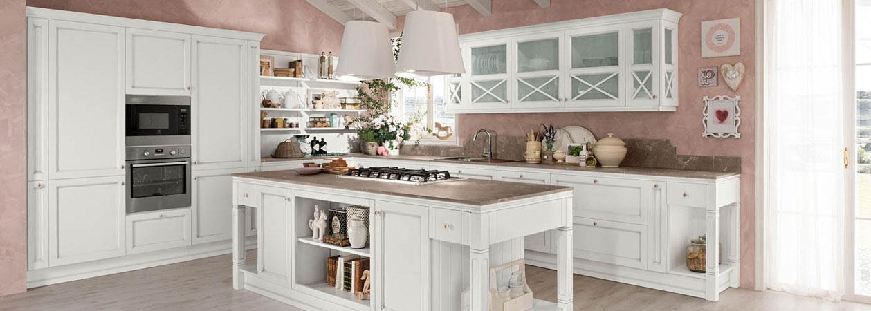 Come arredare la tua cucina in stile shabby chic