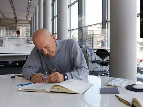 Norman Foster, Architetto
