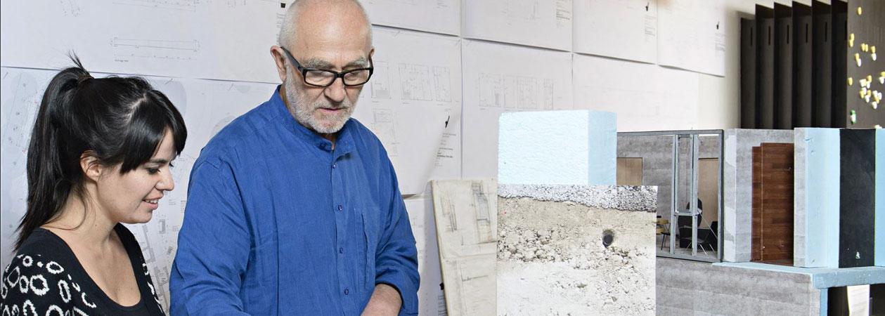 Peter Zumthor: biografia, opere e riconoscimenti