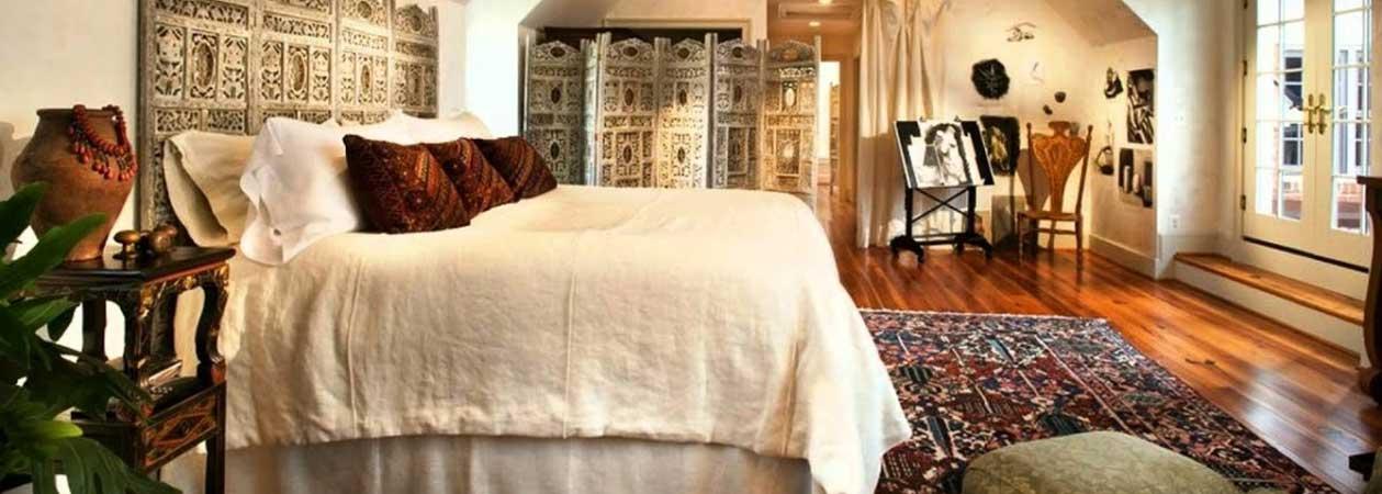 Come arredare la propria camera da letto in stile etnico