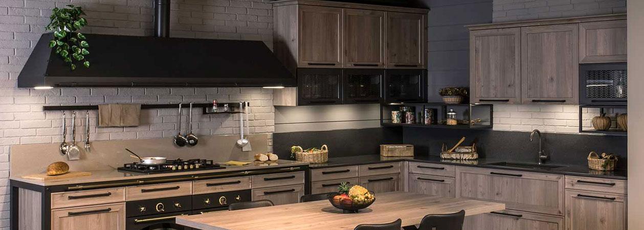 6 consigli su come arredare la propria cucina in stile industriale